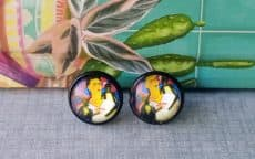 Frida Stud earrings