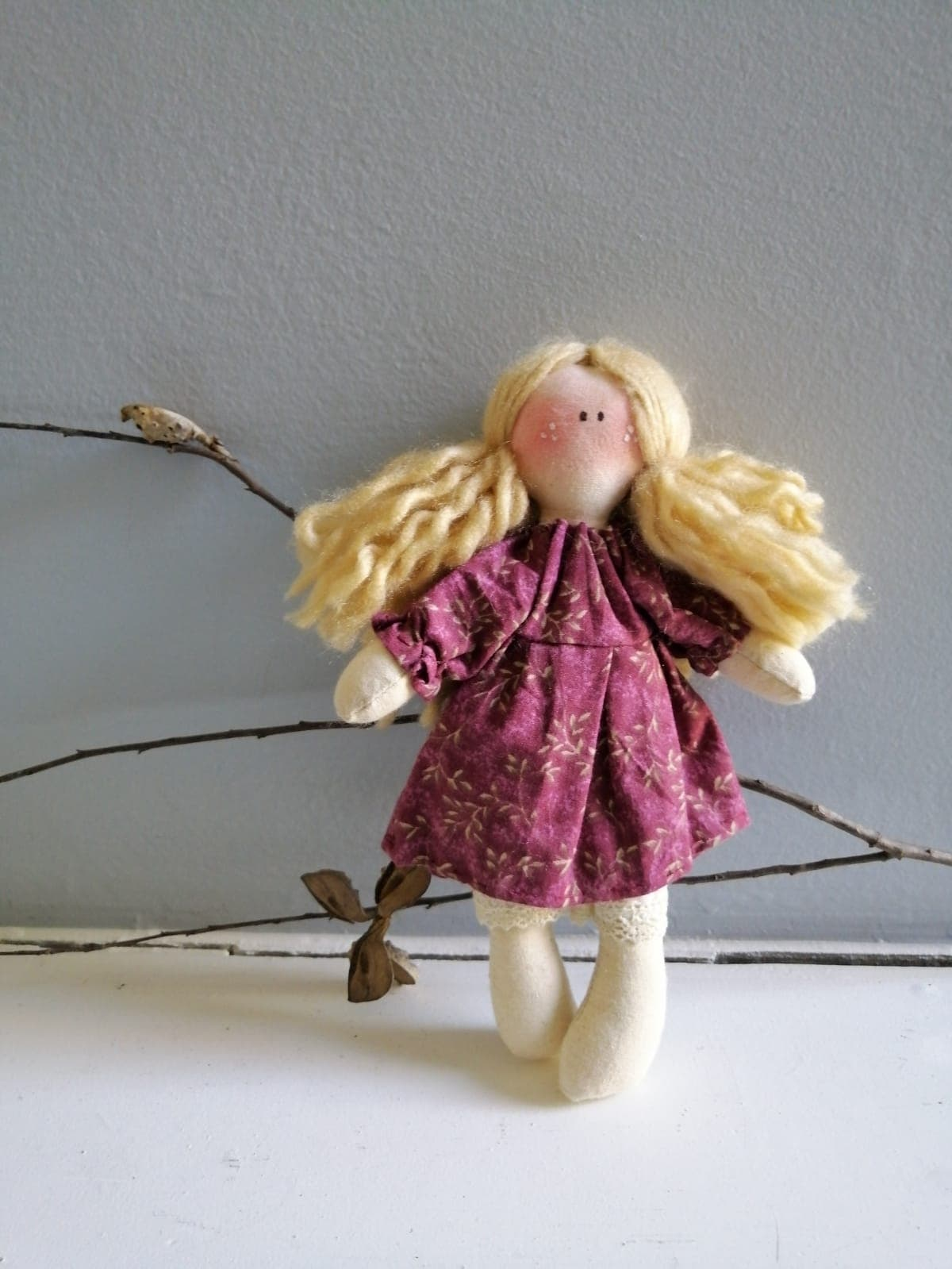 Hand crafted dolls