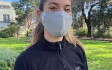 activewear sport reusable mask